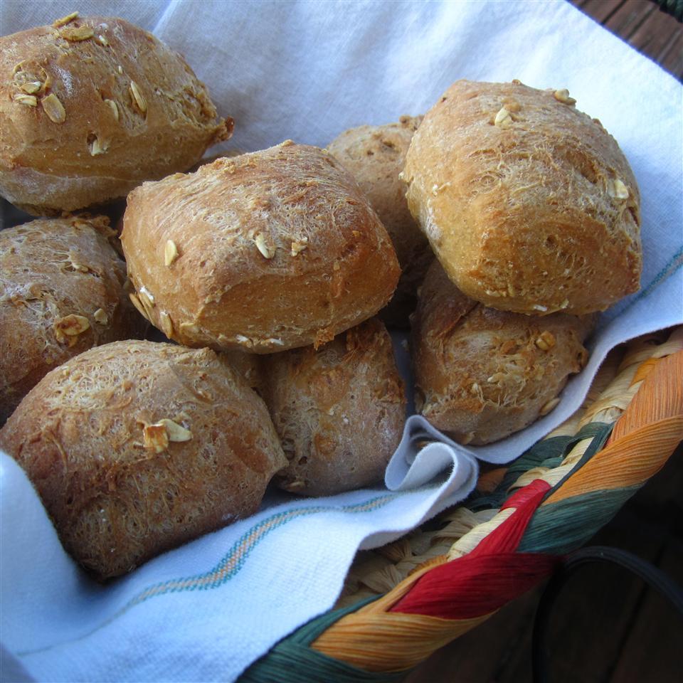 Crunchy Honey Wheat Bread pomplemousse