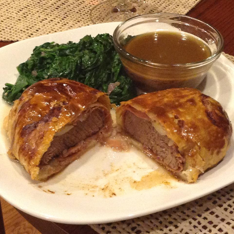Beef Wellington Barbara