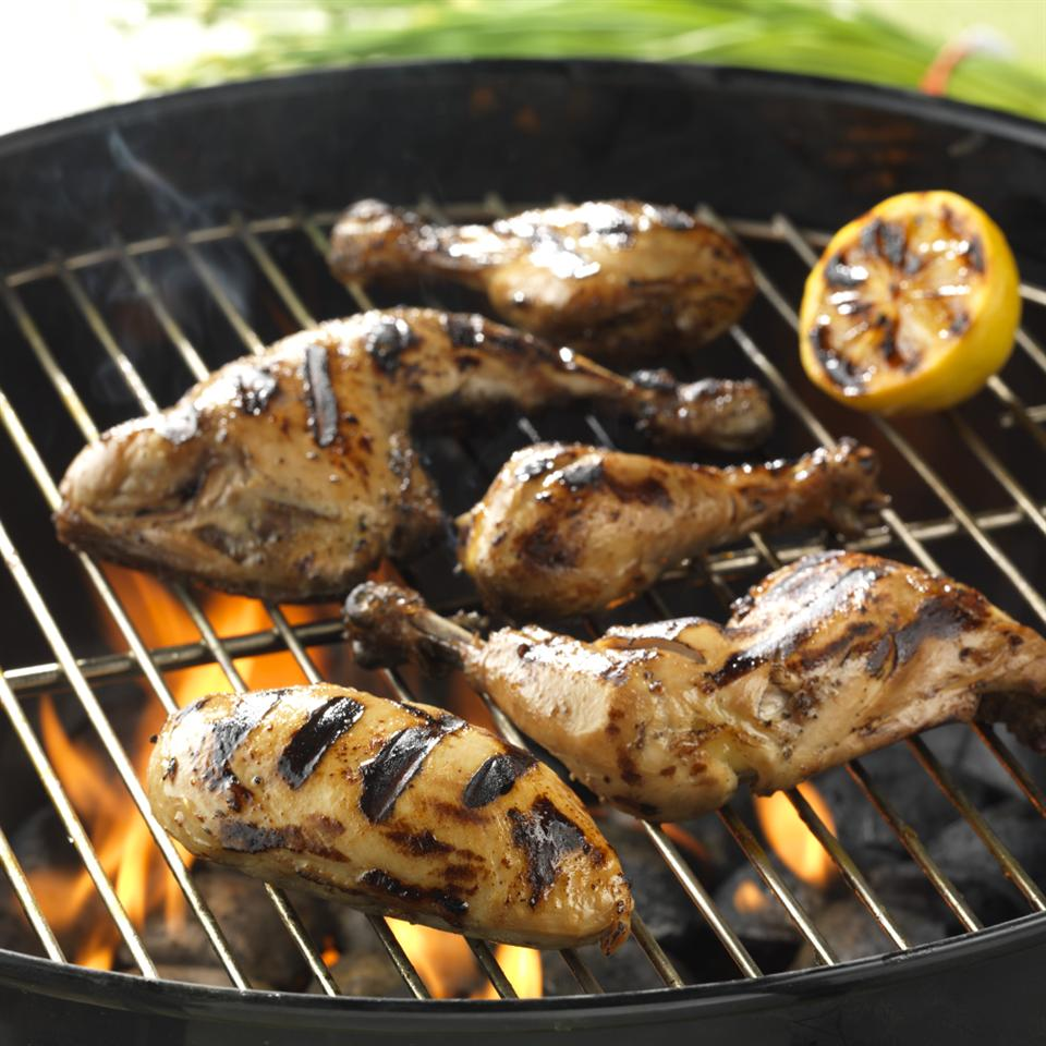 My Favorite Grilled Chicken Ever