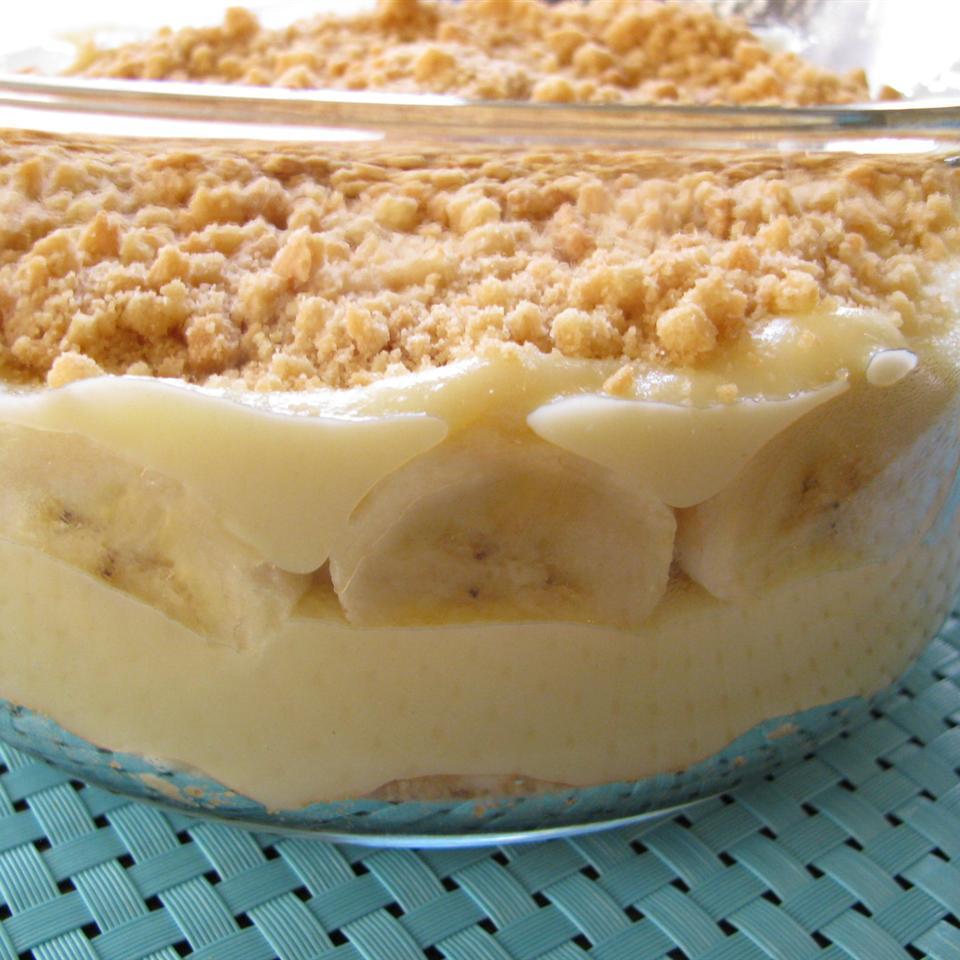 Banana Pudding I