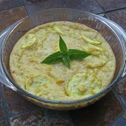 Yellow Squash and Corn Casserole