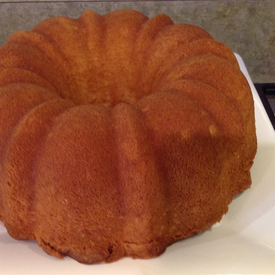 Mary Oppenhiemer's Butter Cake TLB