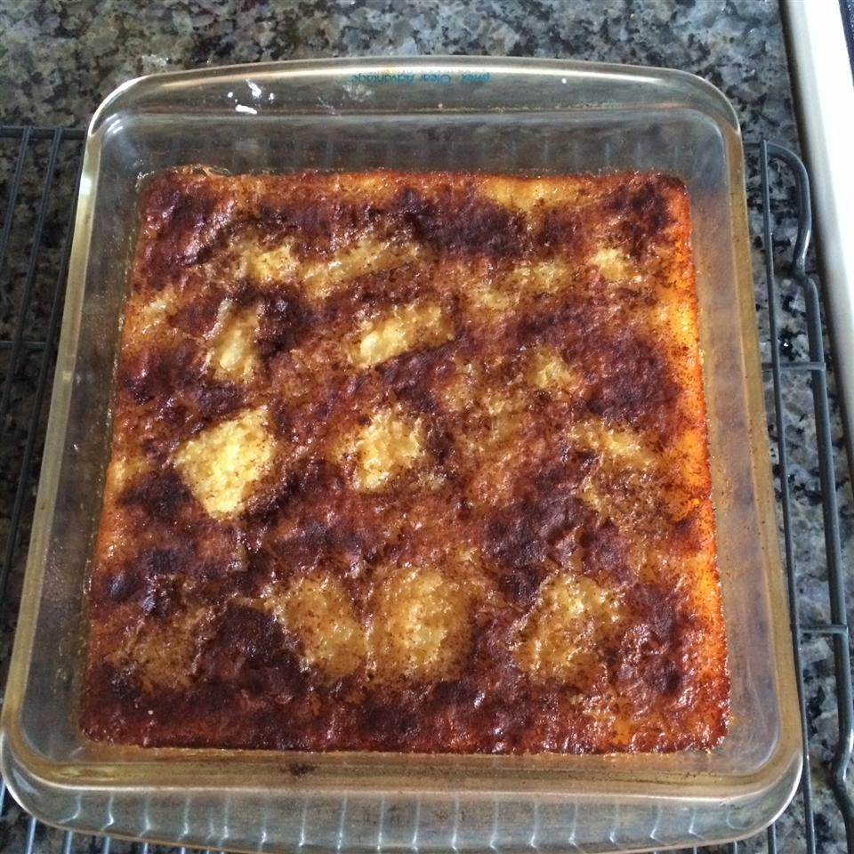 Baked Pineapple ed