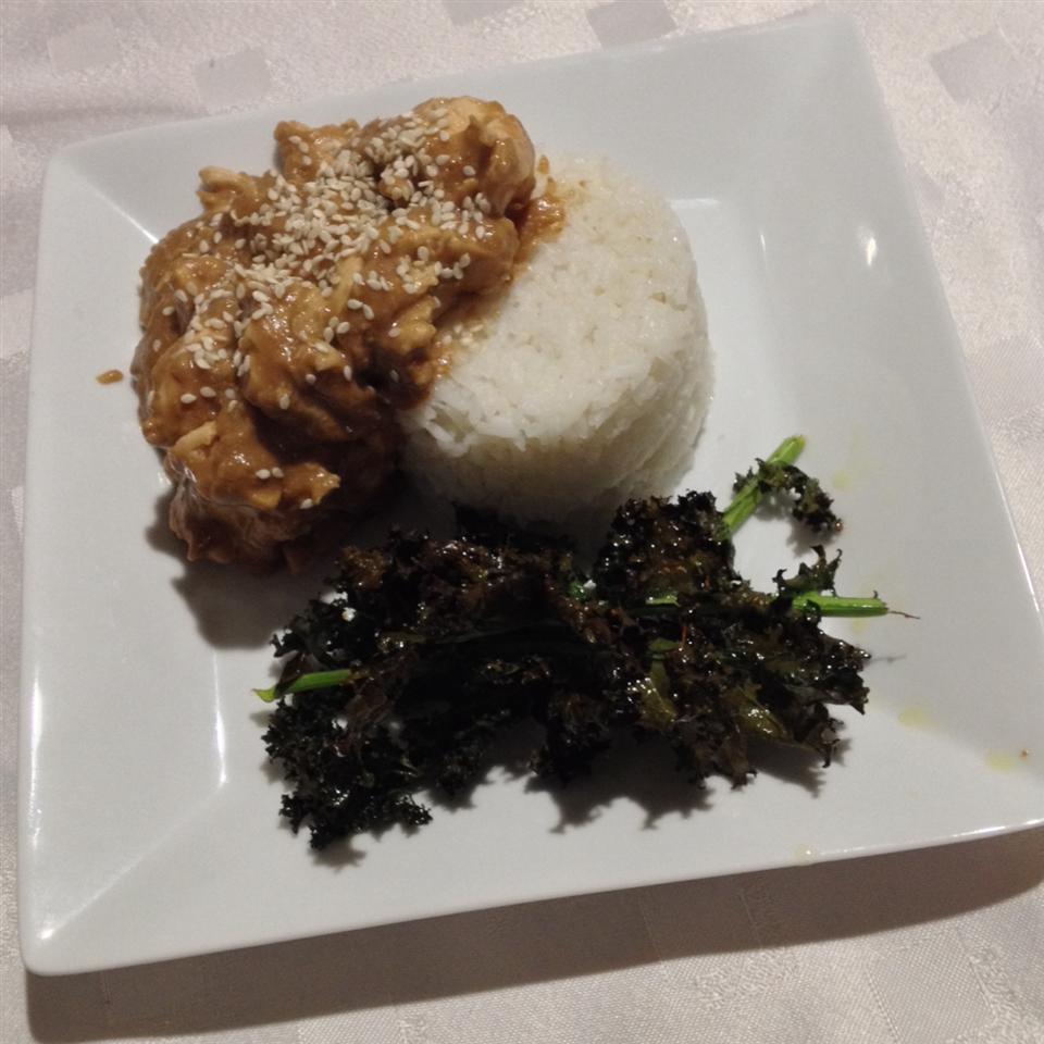 Tahini Chicken Timtamalam