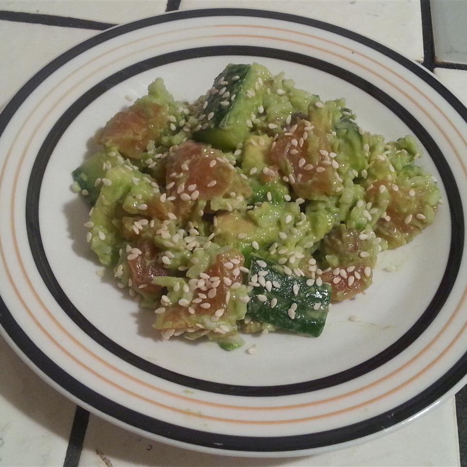 California Roll Salad just_jam