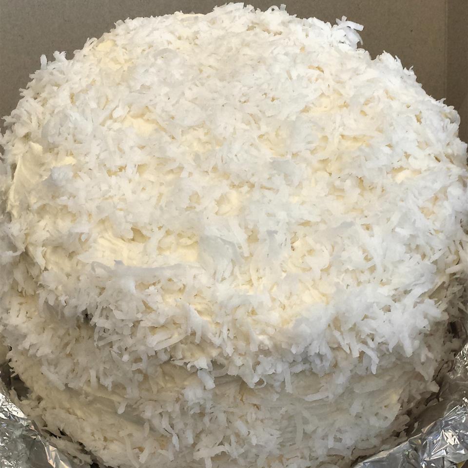 Coconut Cake IV Anonymous