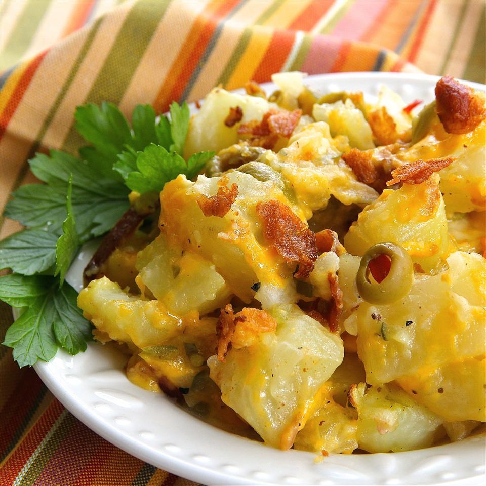 Pat's Baked Potato Salad