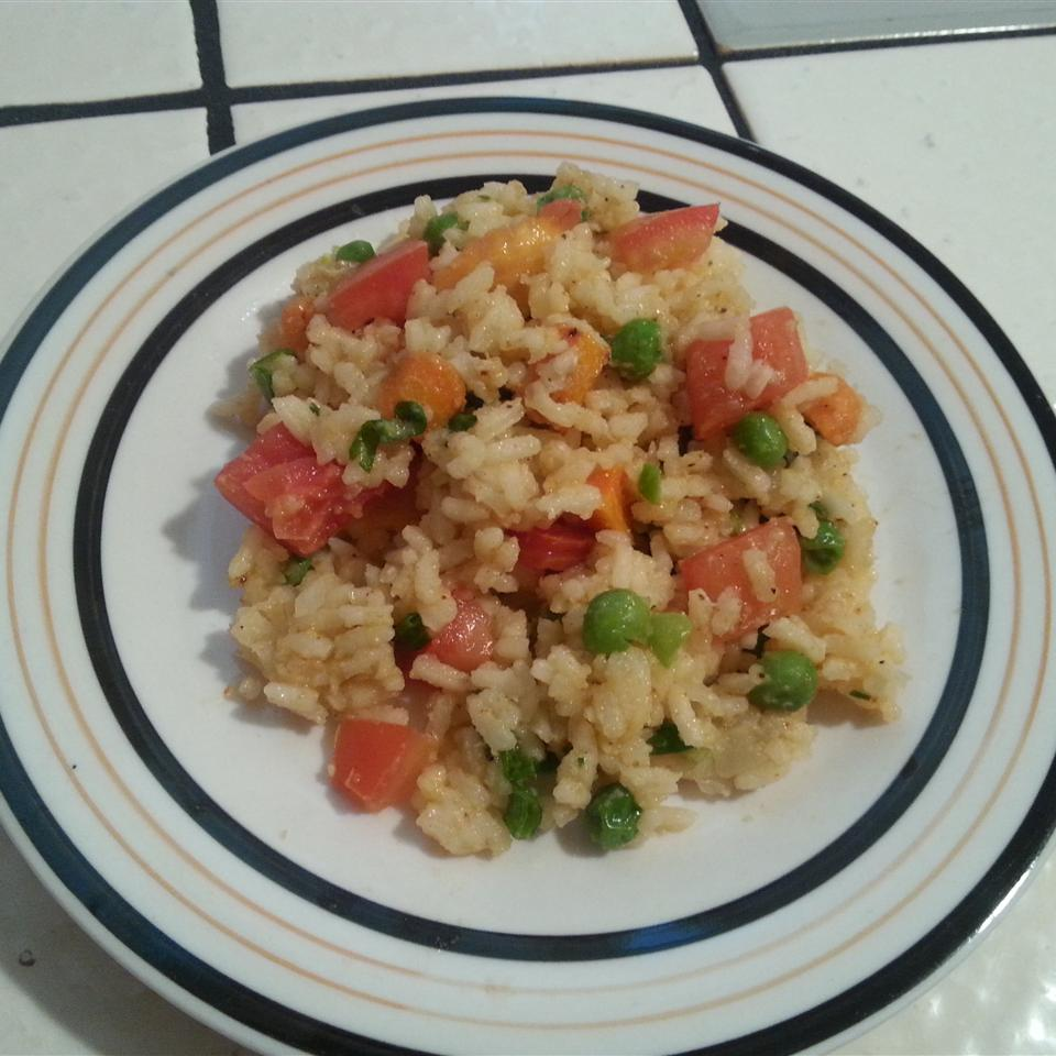 Mexican Vegetable Rice just_jam
