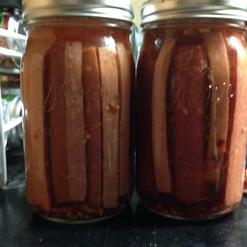 Pickled Sausage Cliff