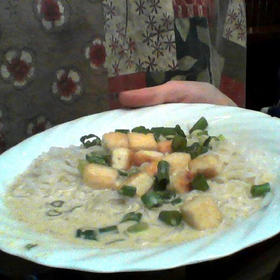 Vegan Coconut Curry with Tofu hamzter247