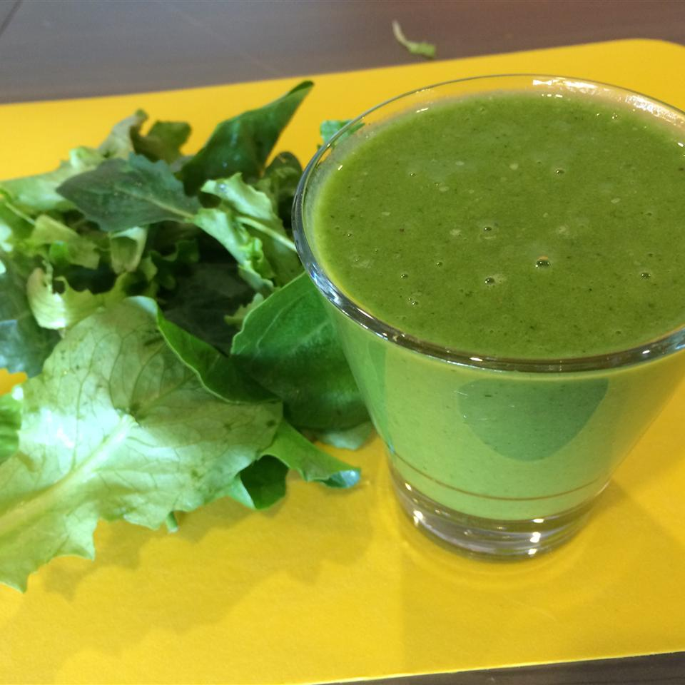 Tropical Smoothie with Kale