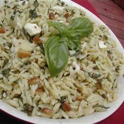 Refreshing Summer Orzo Salad somethingdifferentagain?!