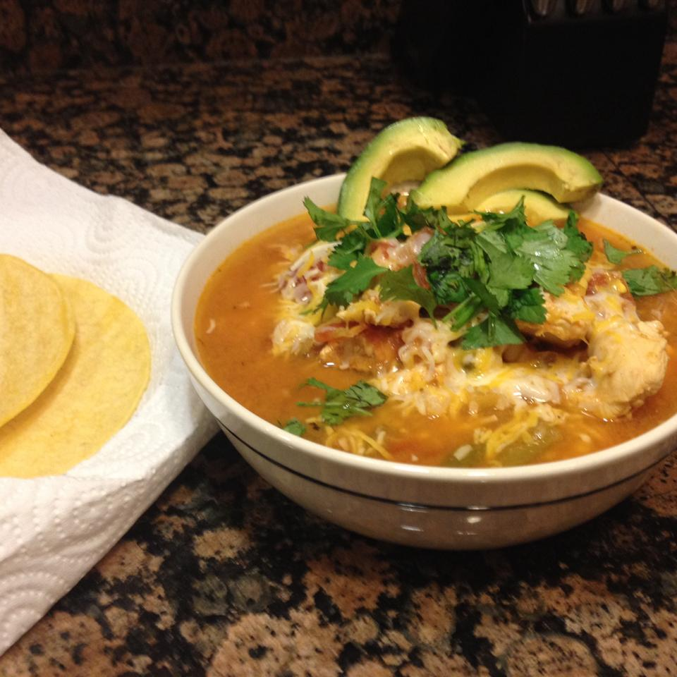Chicken Tortilla Soup Kindral