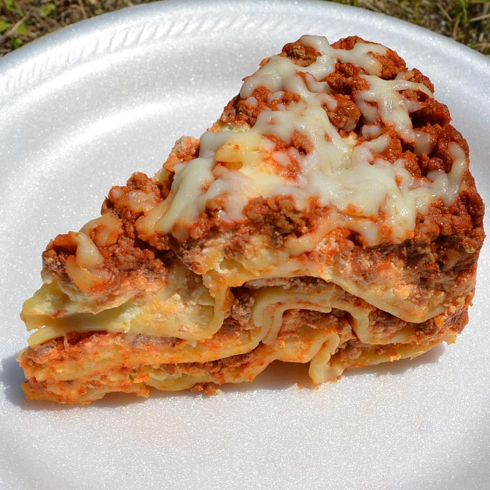 Slow-Cooker Lasagna