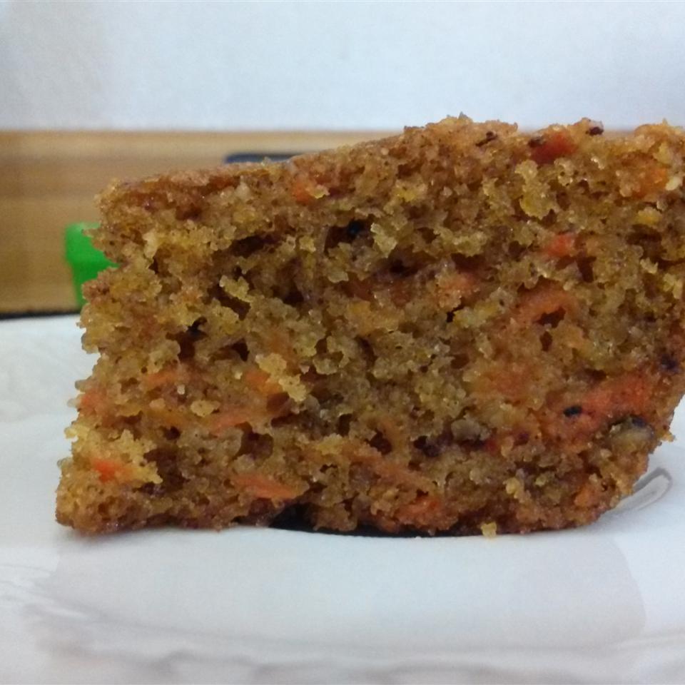 Healthier Carrot Cake III