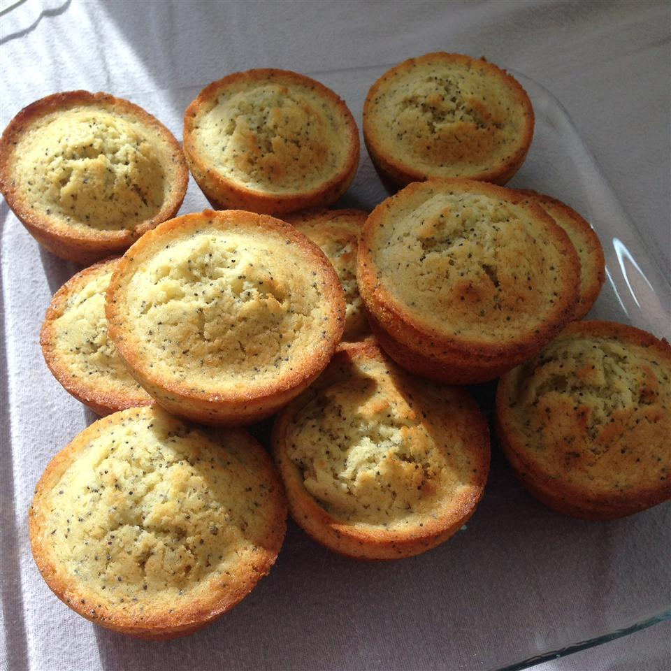 Babs' Lemon Poppy Seed Muffins Marc Vos