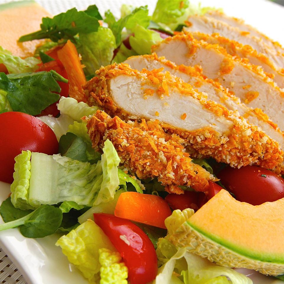 Spicy Doritos® Chicken Chibey