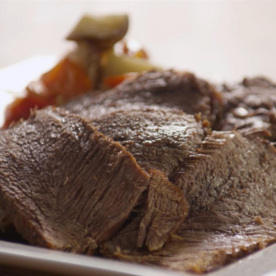 Beef Pot Roast The Gruntled Gourmand
