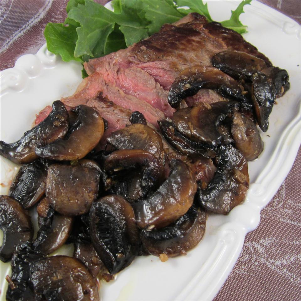 Pat's Mushroom Saute Deb C