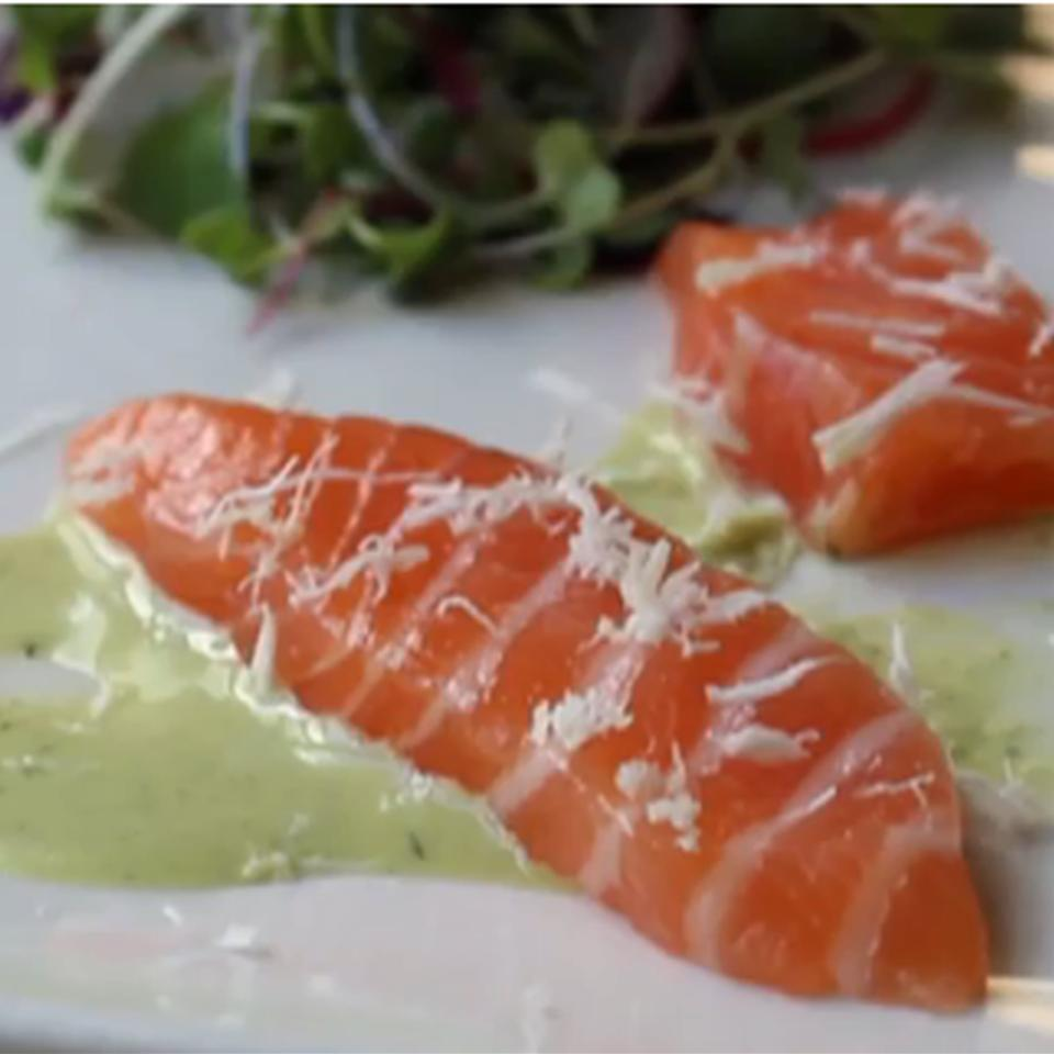 Quick Cured Salmon Chef John
