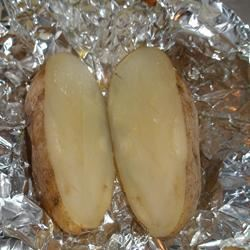 Foil Potatoes Sarah Keller