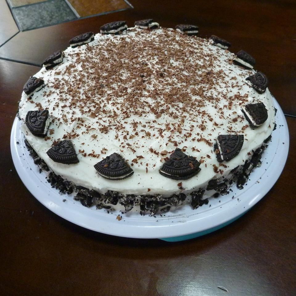 Chocolate Oreo® Cake