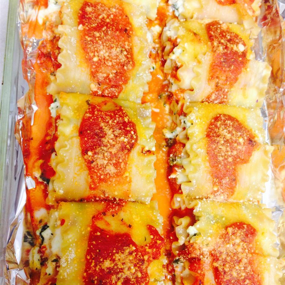 Lasagna Roll Ups Krystal