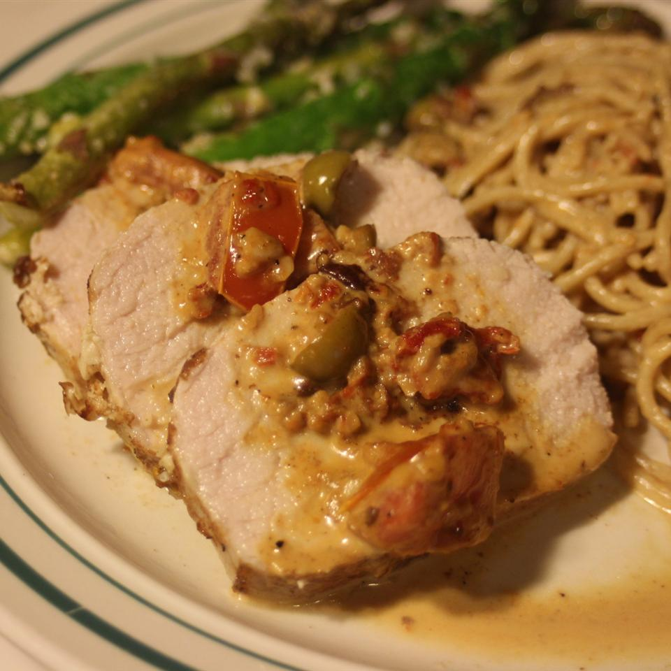 Pork Tenderloin alla Napoli Scott M.