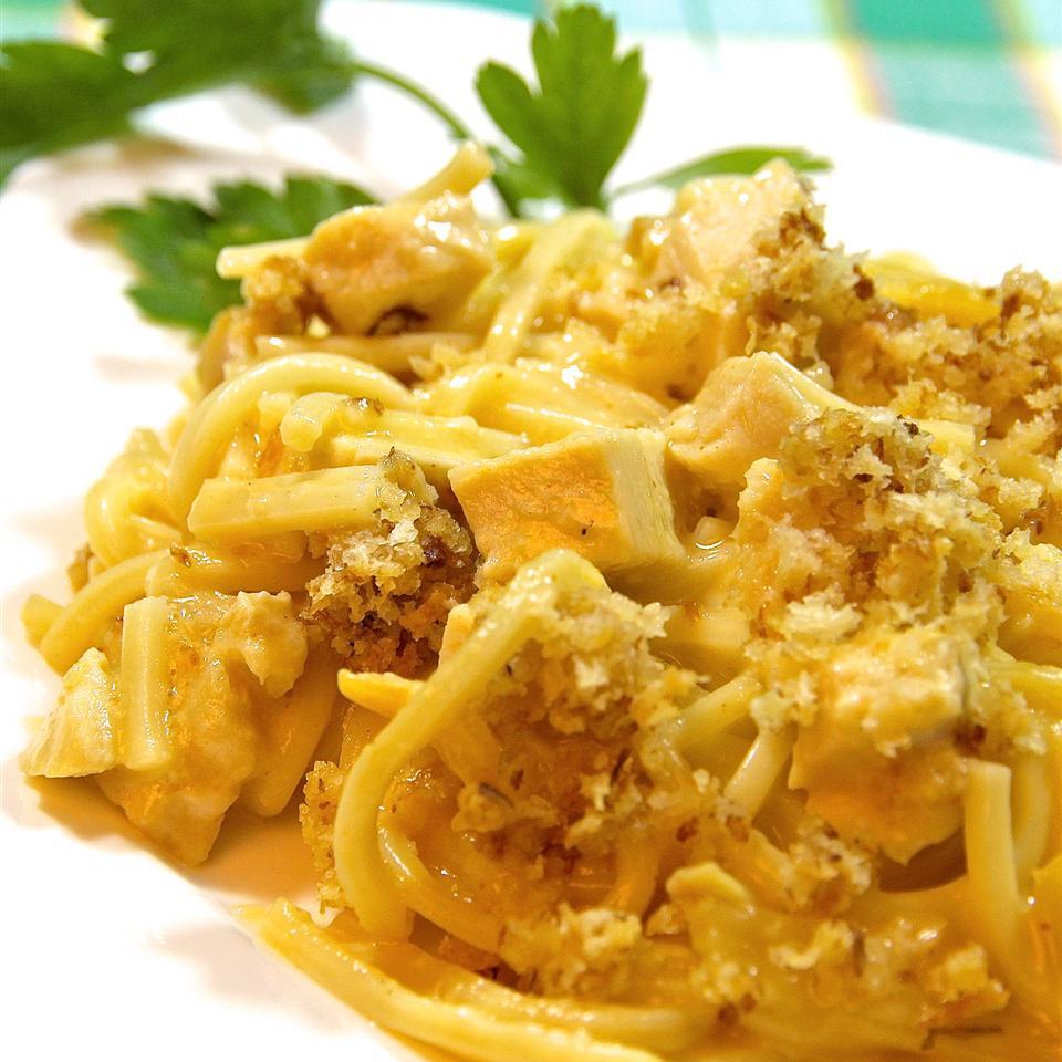 My Chicken Spaghetti