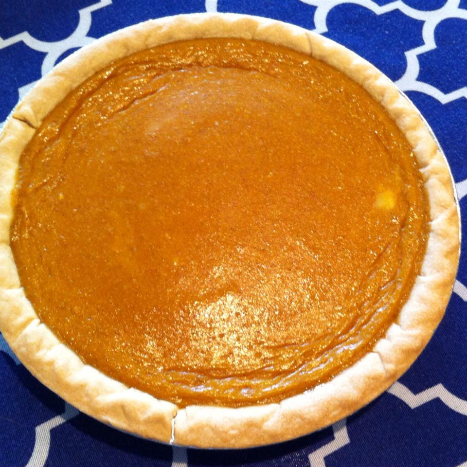 Mango Custard Pie LikeAStar