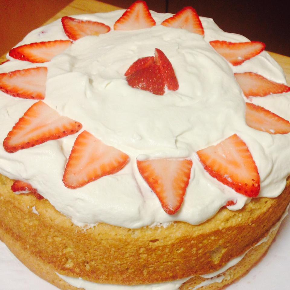 Petra's Strawberry Shortcake Shez
