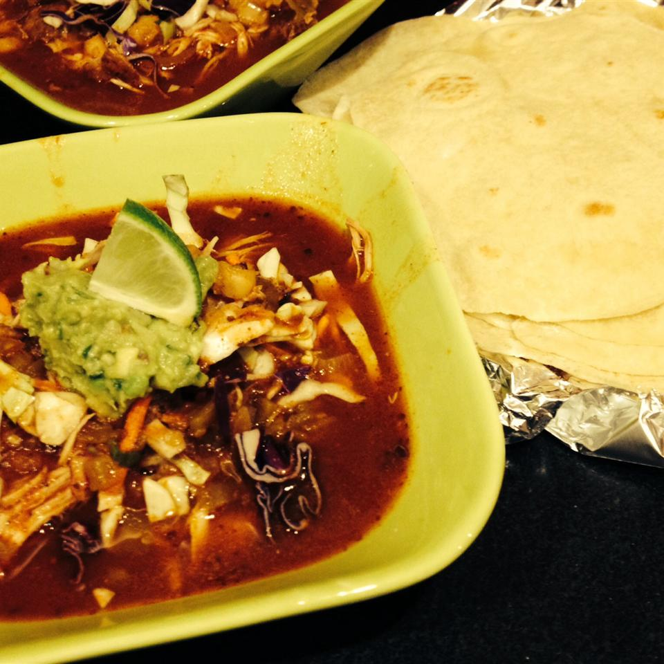 Slow-Cooker Posole ronniecaliente