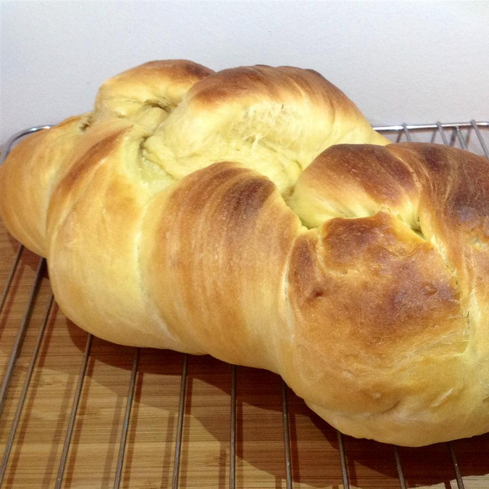 Golden Egg Loaves (or Braids) Cookin Up A Storm