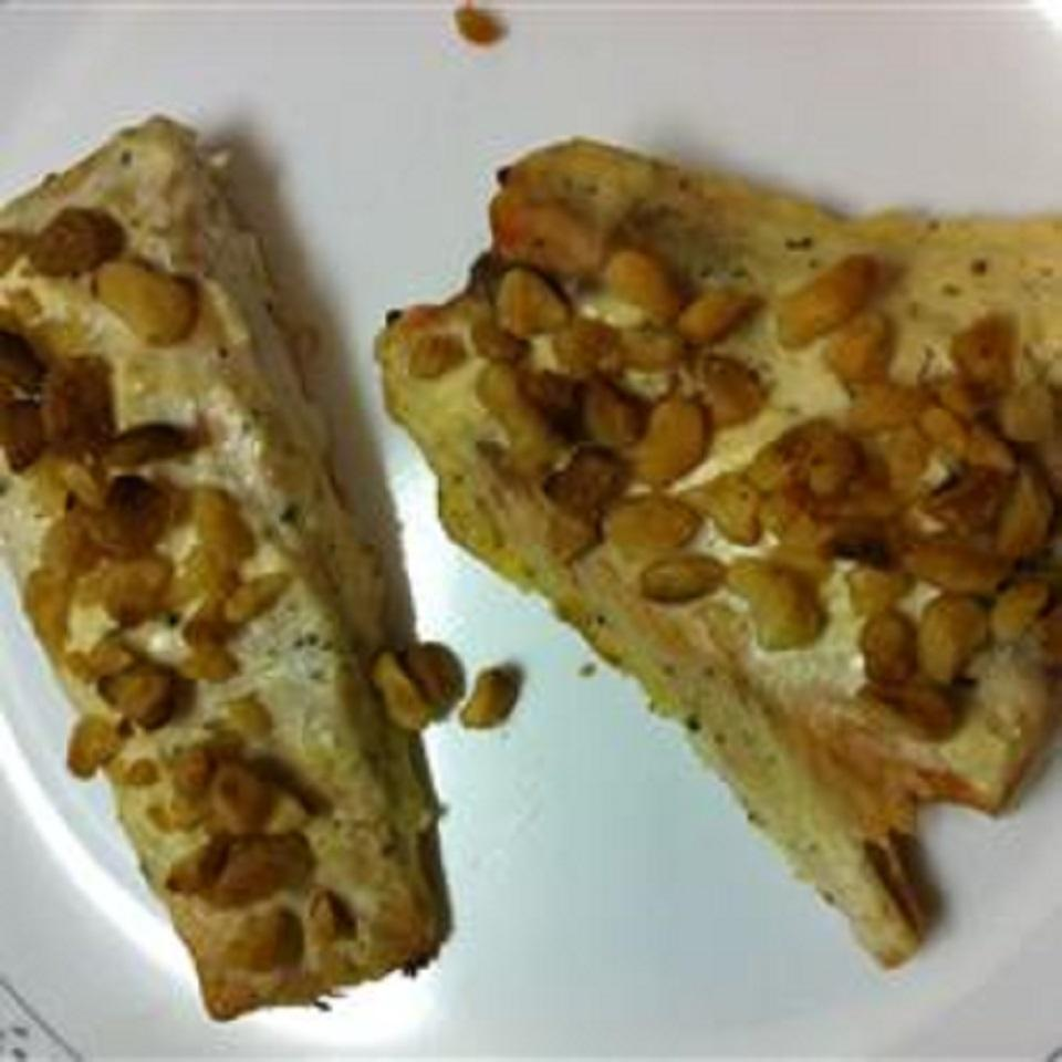 Creamy Macadamia Nut Baked Salmon EarlyRetirement
