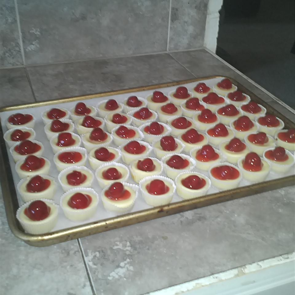 Miniature Cheesecakes javadiva