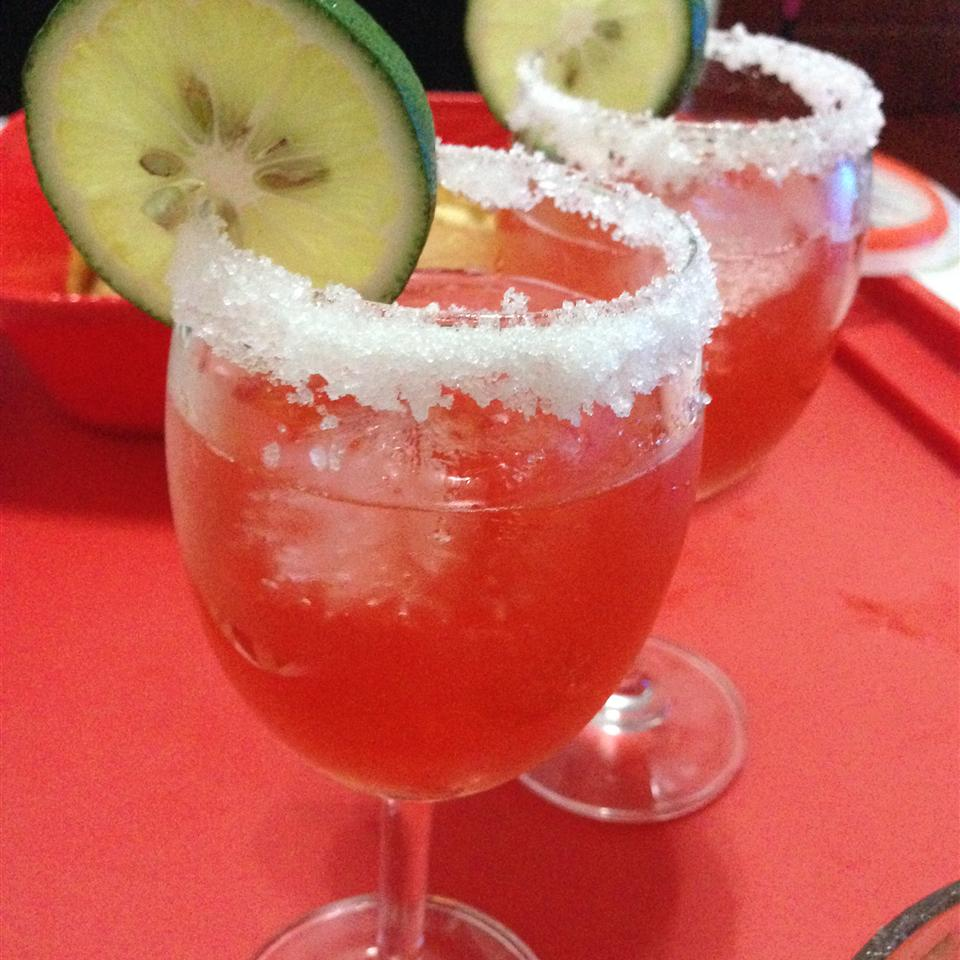 Strawberry Mojito danalizen