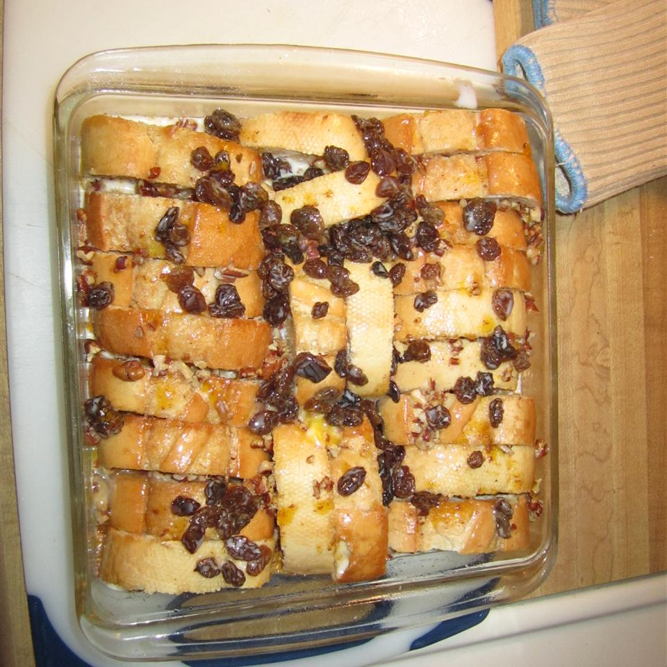 French Quarter Bread Pudding