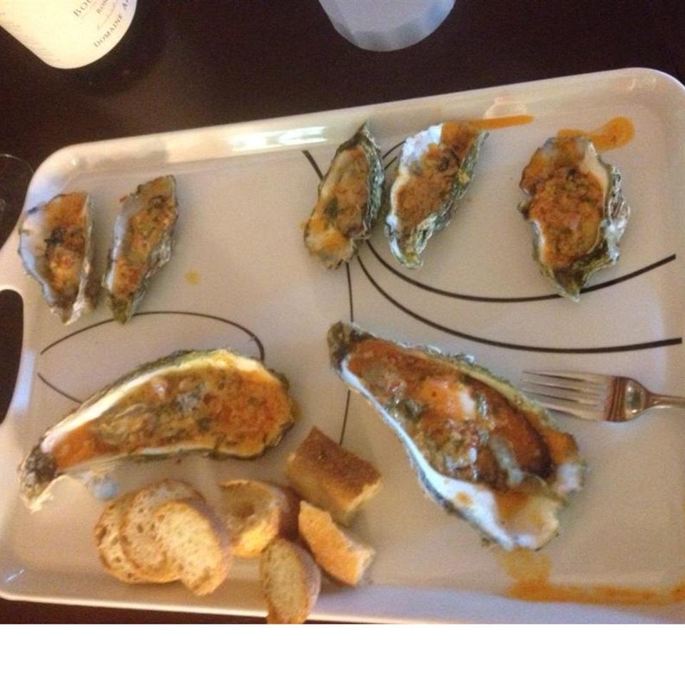 Daddy Mack's Oysters bearjosh