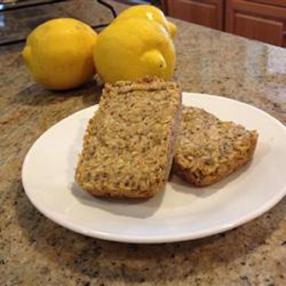 Healthy Lemon Chia Oat Bars punkim30