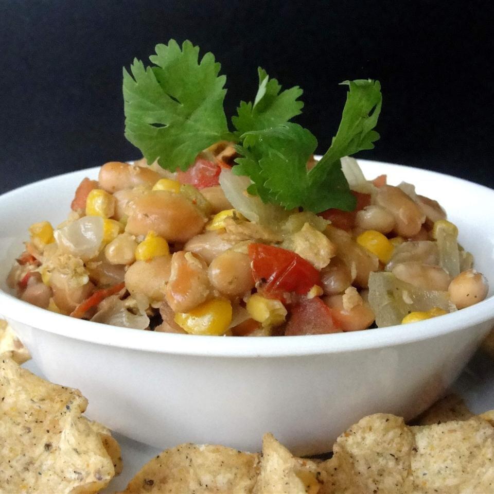 Crock Pot Chicken Chili Recipe Allrecipes