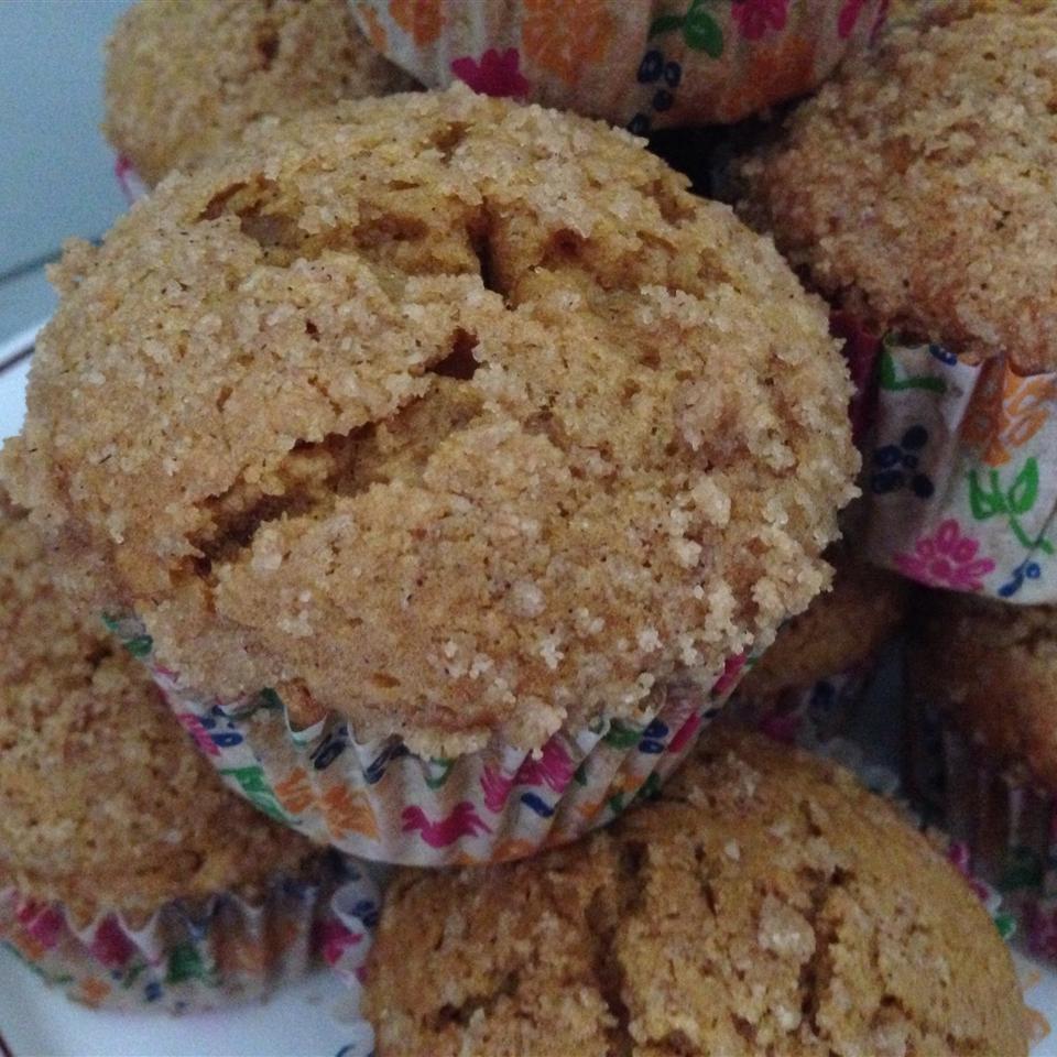 Addictive Pumpkin Muffins