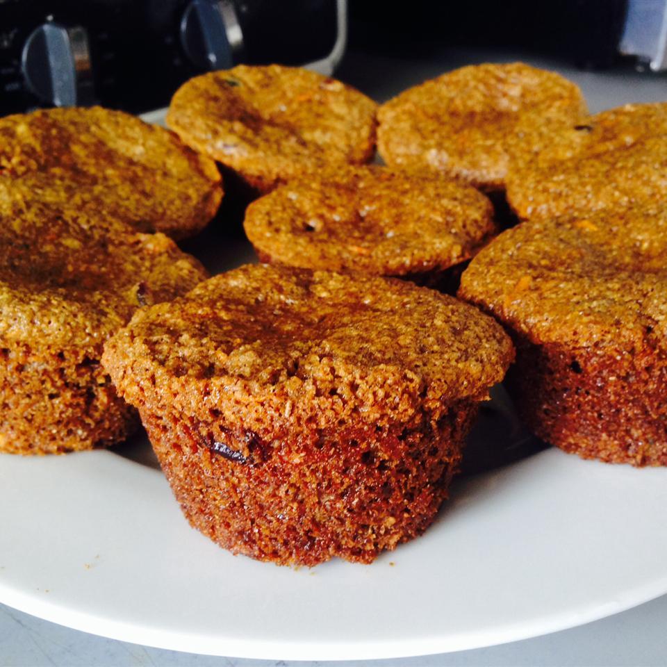 Bran Flax Muffins joanewi