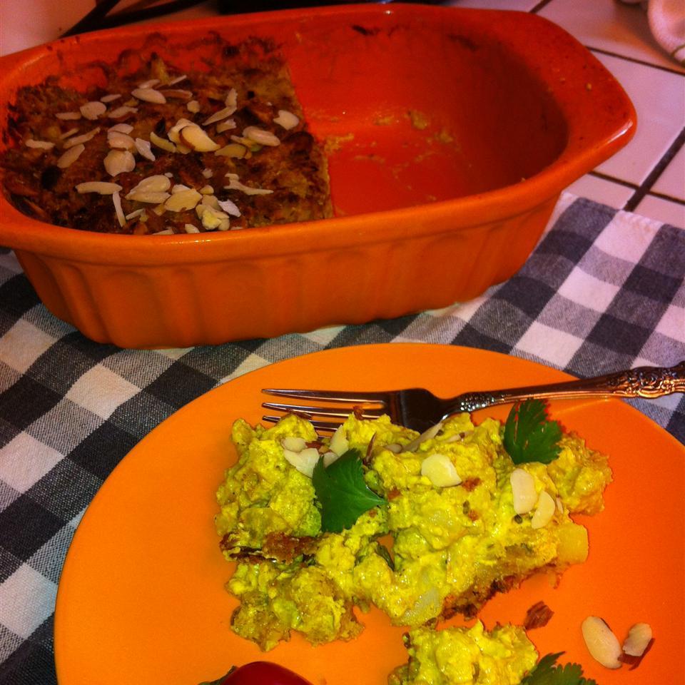 Indian-Inspired Cauliflower and Potato Casserole Fancy Nancy