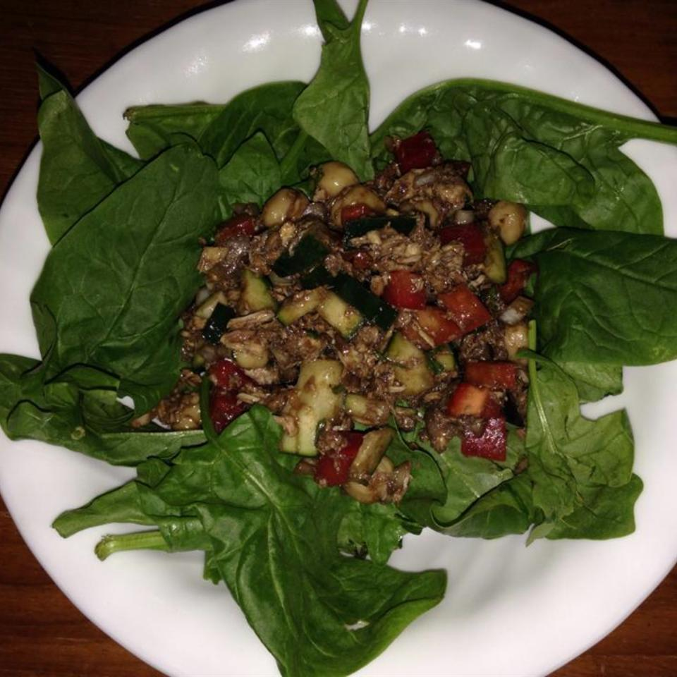 Balsamic Tuna Salad cindy_richelle