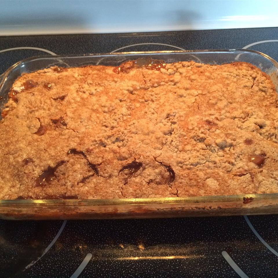 Apple Spice Dump Cake