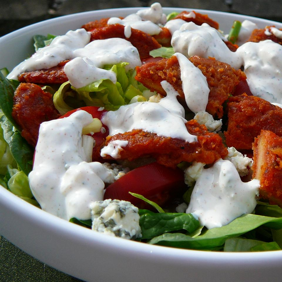 Hot 'n' Spicy Buffalo Chicken Salad Molly