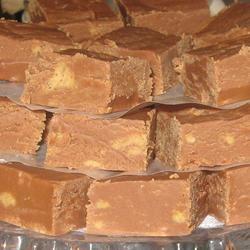 Candy Bar Fudge Truffles