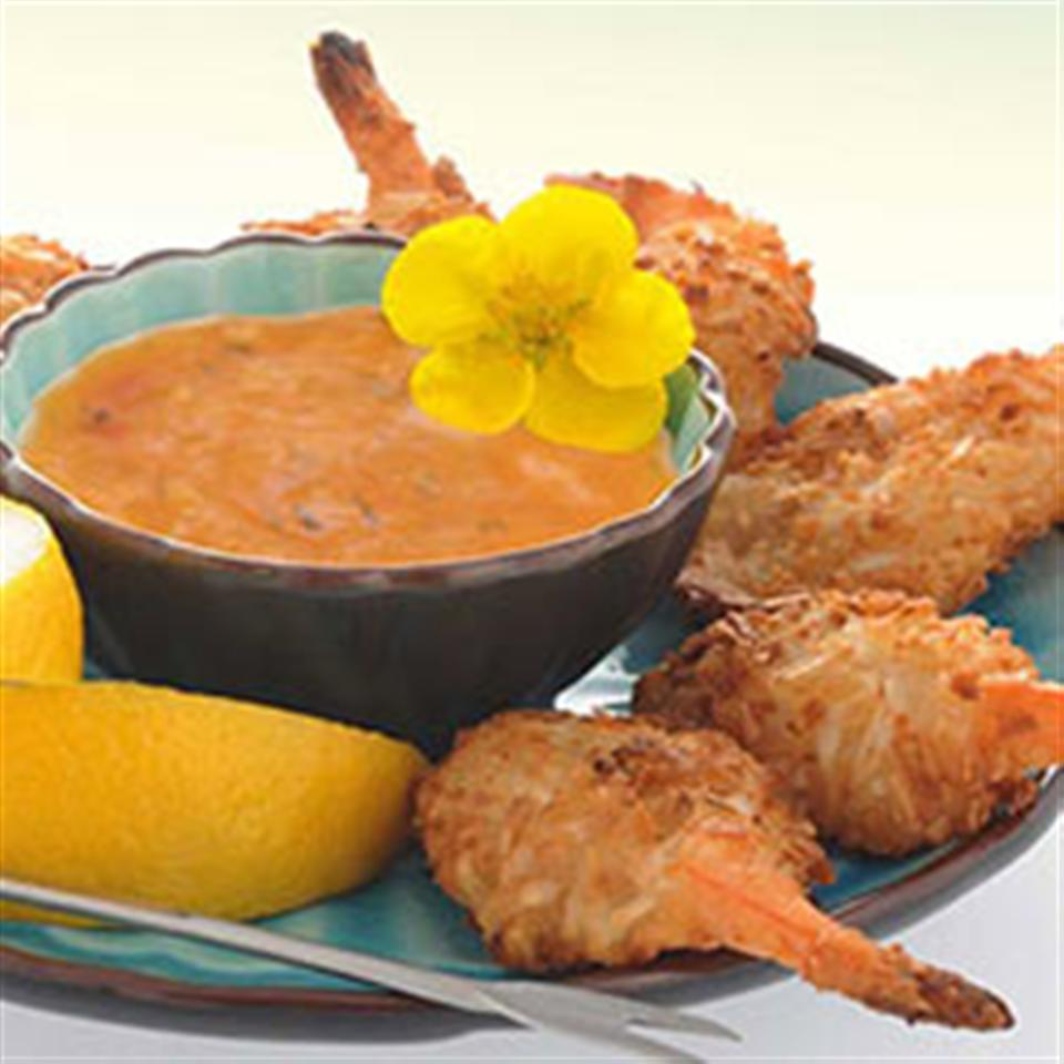 Baked Coconut Shrimp with Spicy Dipping Trusted Brands