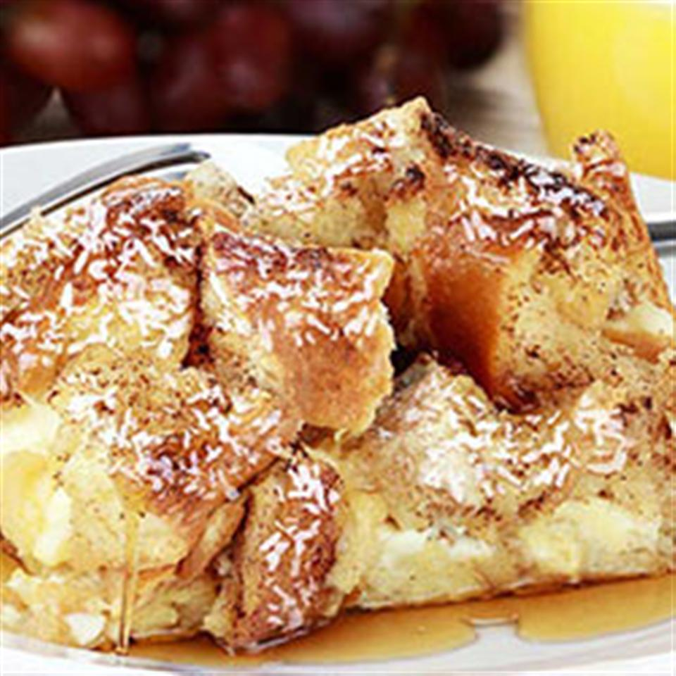 Coconut Bread Pudding from Silk® Trusted Brands