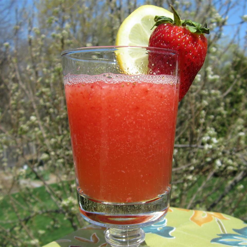 Strawberry Lemonade Cocktail Deb C